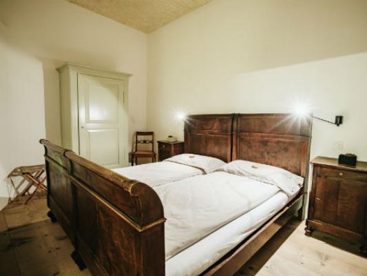 Swiss Historic Hotel Albrici Double room Superior 0
