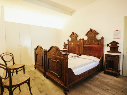 Swiss Historic Hotel Albrici Double room Superior 1