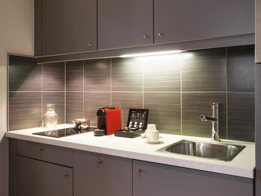 Adagio Basel City Aparthotel Monolocale con colazione per un massimo di 2 persone e un posto auto gratuito 2