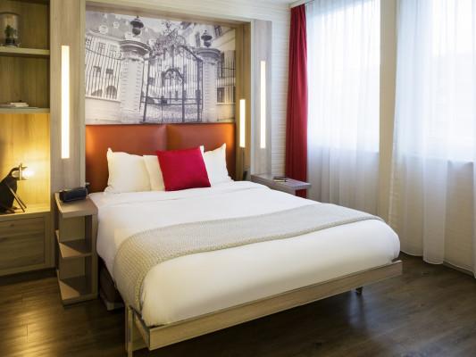 Adagio Basel City Aparthotel Monolocale con colazione per un massimo di 2 persone e un posto auto gratuito 0
