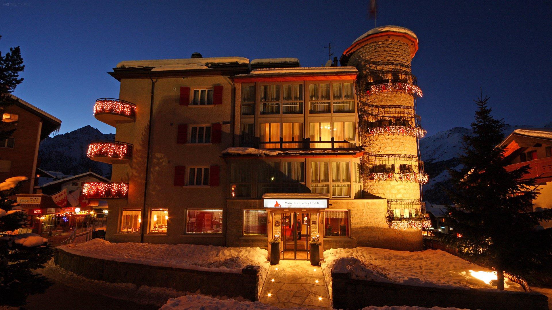 Lifestyle & Spa Hotel Grächerhof 8