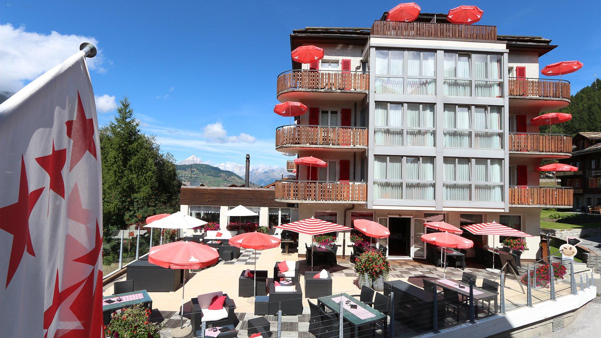 Lifestyle & Spa Hotel Grächerhof 7