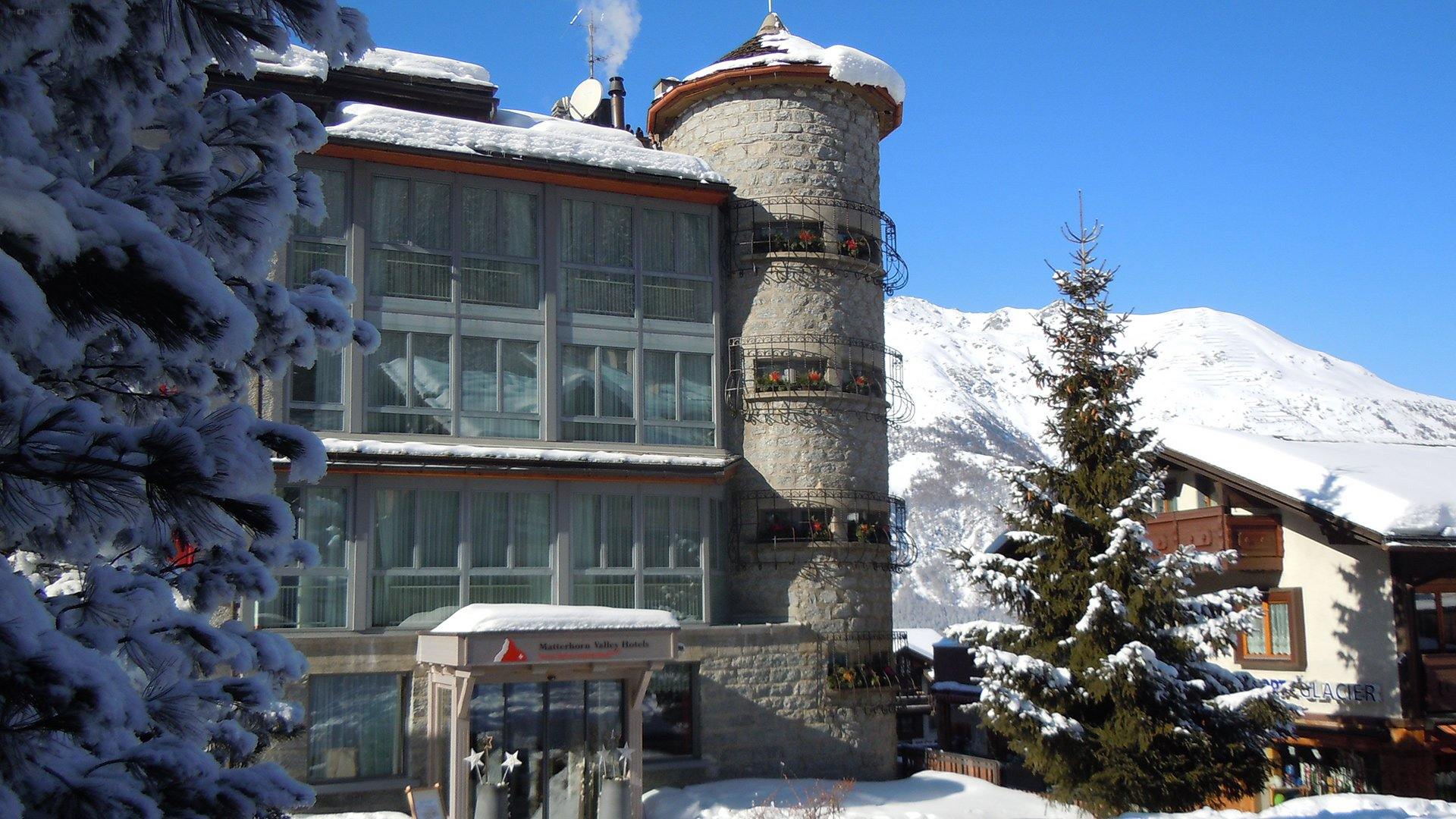 Lifestyle & Spa Hotel Grächerhof 0
