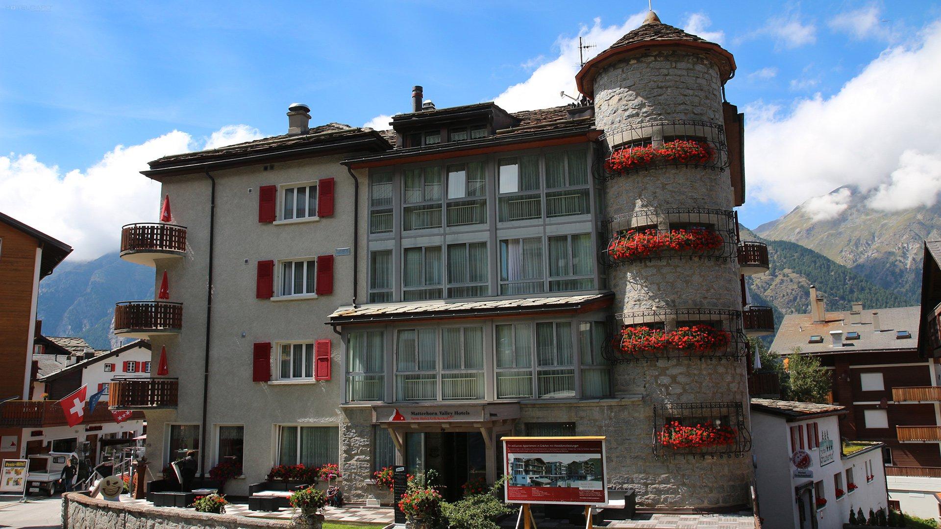 Lifestyle & Spa Hotel Grächerhof 5