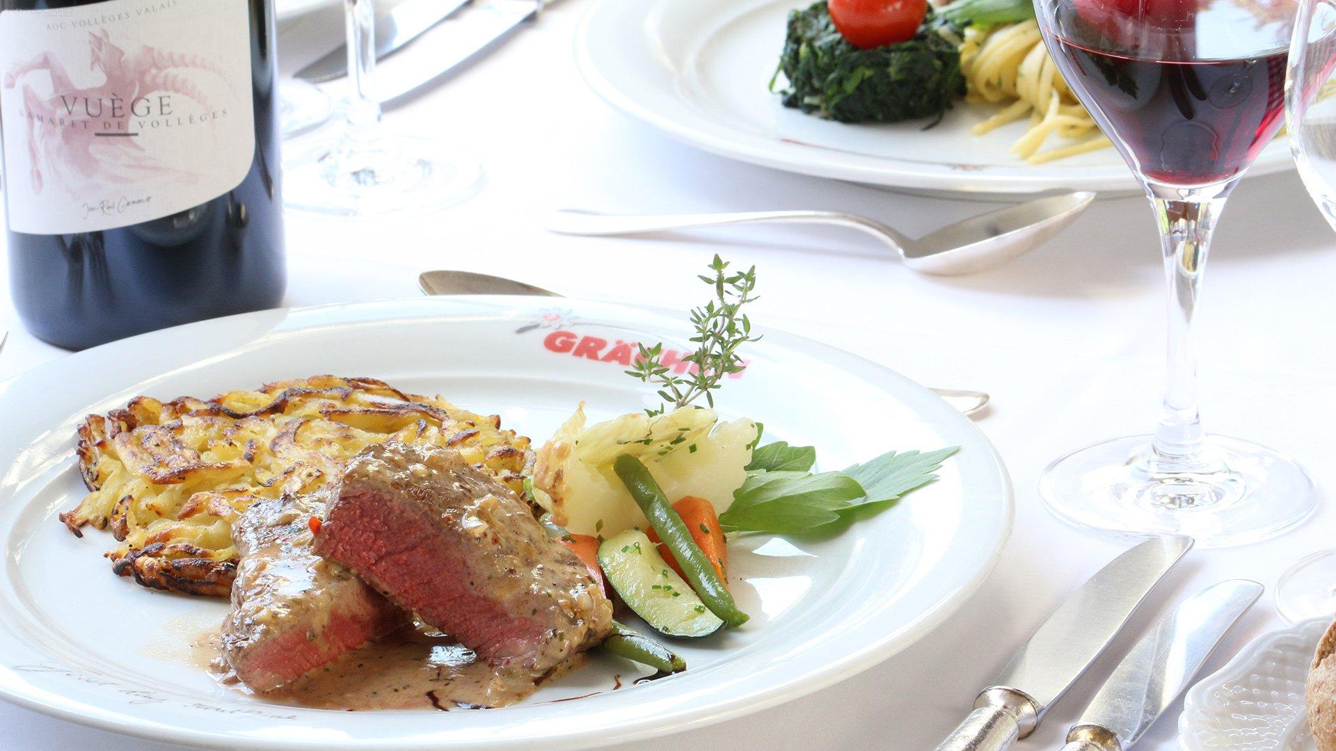 Lifestyle & Spa Hotel Grächerhof 18