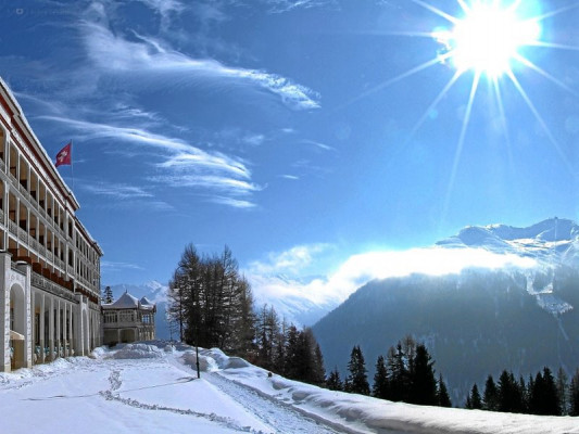 Schatzalp Snow & Mountain Resort 2