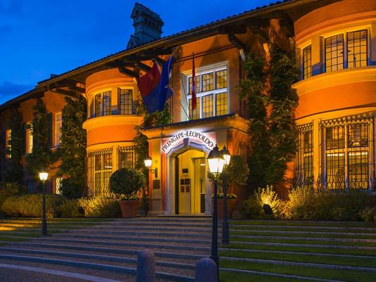 Villa Principe Leopoldo 3