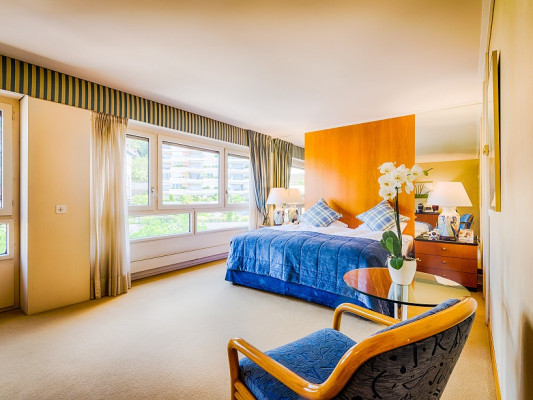 Royal Plaza Montreux & Spa Superior Room, City & Mountain Side 0