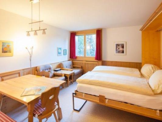 Chesa Surlej Hotel Standard Single Room 0
