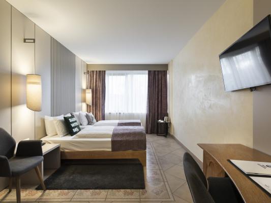 Best Western SeePark Murten Twin Standard Room (2 separate beds) 0