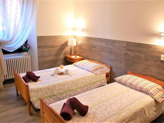 Hotel Della Posta Quadruple Room 0