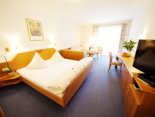 Kreuz-Post Hotel Restaurant Spa Doppelzimmer Premium 2