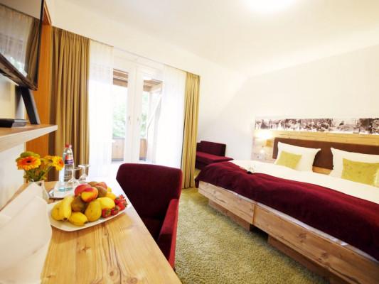 Kreuz-Post Hotel Restaurant Spa Doppelzimmer Premium 3