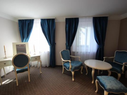 Waldblick Doppelzimmer Grand Deluxe 1