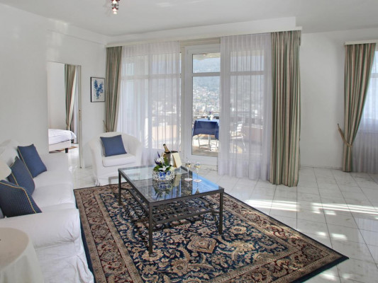 Villa Sassa Hotel, Residence & Spa Grand Suite 3