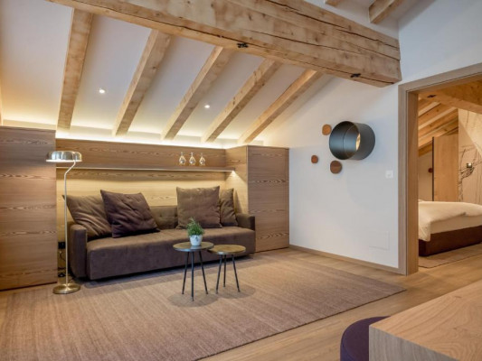 Chalet Silvretta Hotel & Spa Suite Piz Ot 0