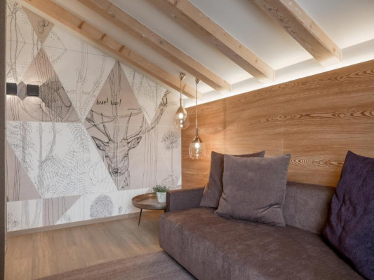 Chalet Silvretta Hotel & Spa Suite Piz Ot 1