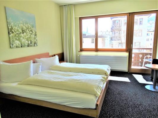 Hotel Bündnerhof Double room standard 3