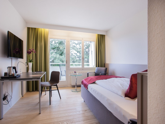 VitalBoutique Hotel Zurzacherhof Single room standard 0
