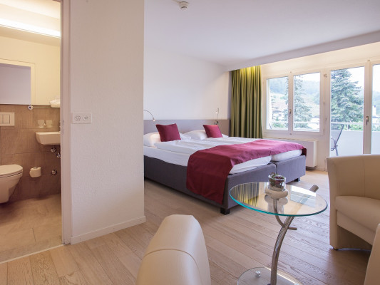 VitalBoutique Hotel Zurzacherhof Double room superior 0