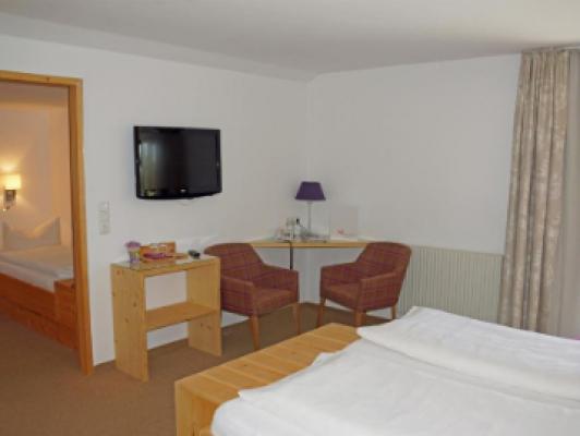 Ferienhotel Geisler Family room 1