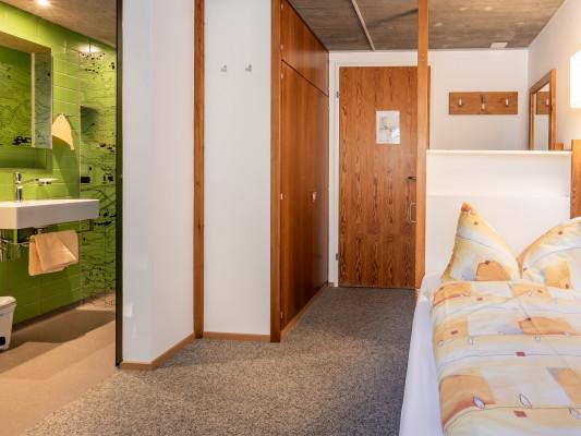 Kloster Ilanz - Haus der Begegnung Einzelzimmer mit Dusche / WC 0