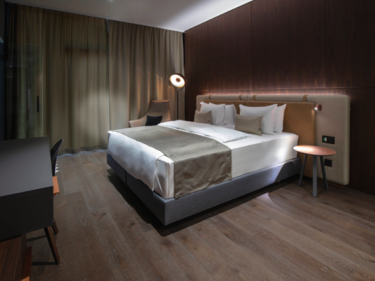 Hotel Meilenstein Premium Room with rooftop terrace 4