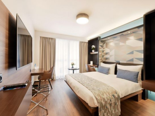 Astra Hotel Vevey Chambre double 0