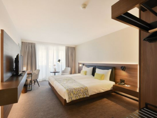 Astra Hotel Vevey Chambre double 1