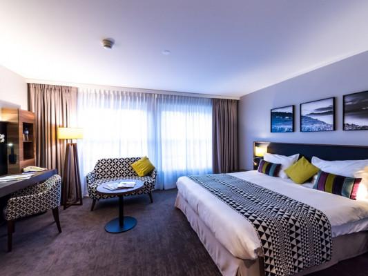 Astra Hotel Vevey Chambre double Grande 1
