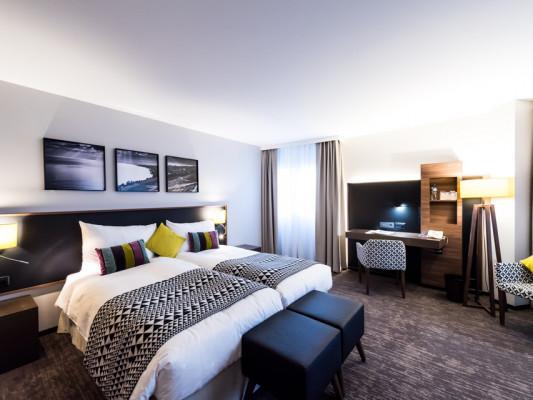 Astra Hotel Vevey Chambre double Grande 0