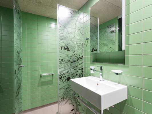 Kloster Ilanz - Haus der Begegnung Single room Superior with shower / WC 2