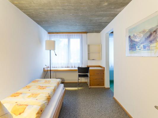 Kloster Ilanz - Haus der Begegnung Einzelzimmer Superior Dusche/WC 0
