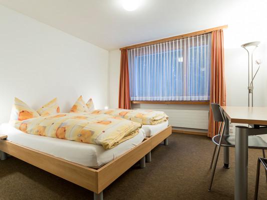 Kloster Ilanz - Haus der Begegnung Deluxe Doppelzimmer mit Dusche / WC 0