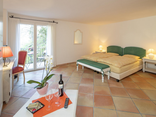 Hotel Al Ponte Antico Double room superior 1