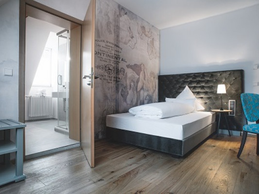 Landhaus Hechtsberg Einzelzimmer Deluxe 6