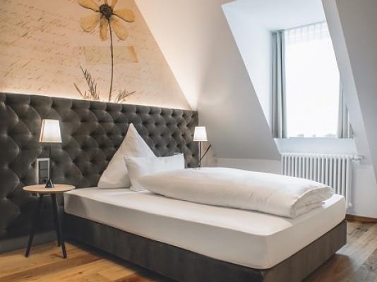 Landhaus Hechtsberg Einzelzimmer Deluxe 1
