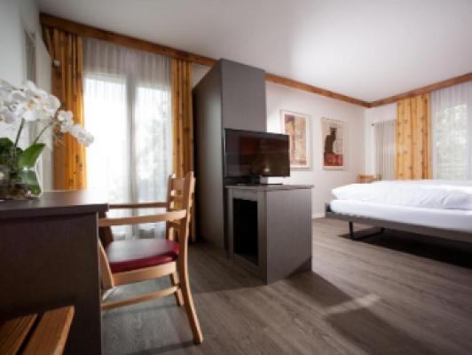 Hotel Weisses Kreuz Double room standard 2