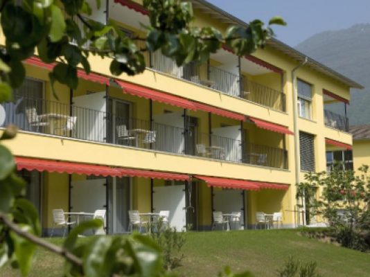 Parkhotel Emmaus - Casa del Sole*** Double room with view on the Park 4