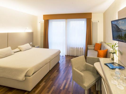Hotel Campione Double room Superior 0