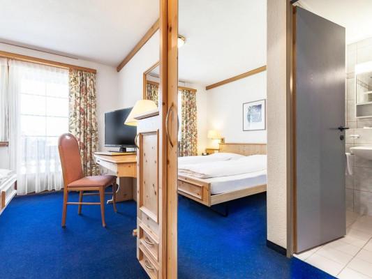 Hotel Bünda Doppelzimmer Komfort 1
