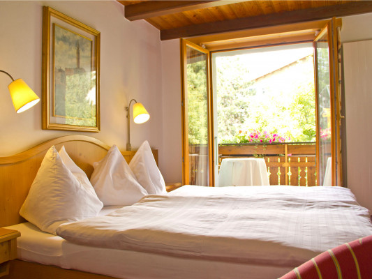 Alpenblick Zermatt Double room Superior with balcony and view on the Matterhorn 0