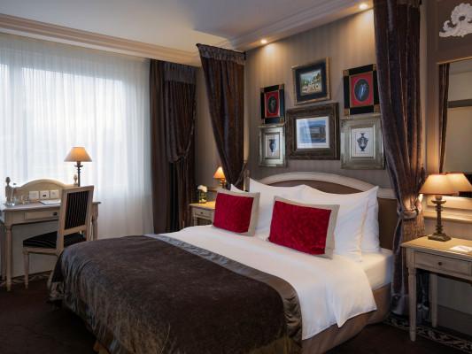 Hôtel Royal Standard Room 0