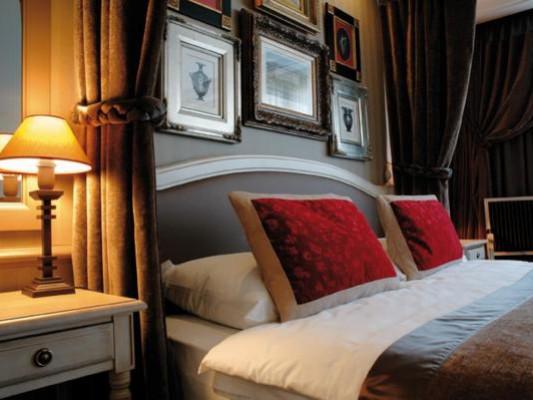 Hôtel Royal Standard Room 1