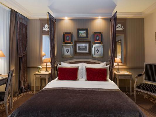 Hôtel Royal Standard Room 2