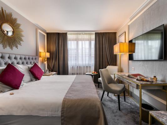Hôtel Royal Superior Room 5