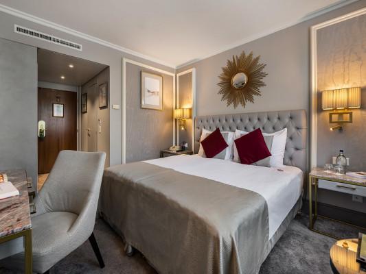 Hôtel Royal Superior Room 4