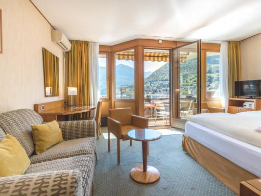 Hotel Delfino Double room comfort 5