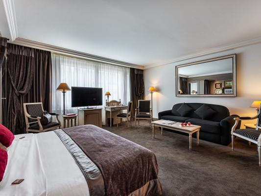 Hôtel Royal Junior Suite 5