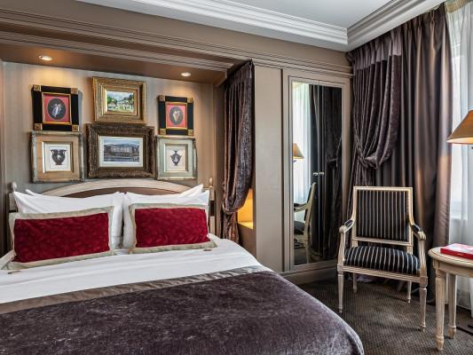 Hôtel Royal Junior Suite 4